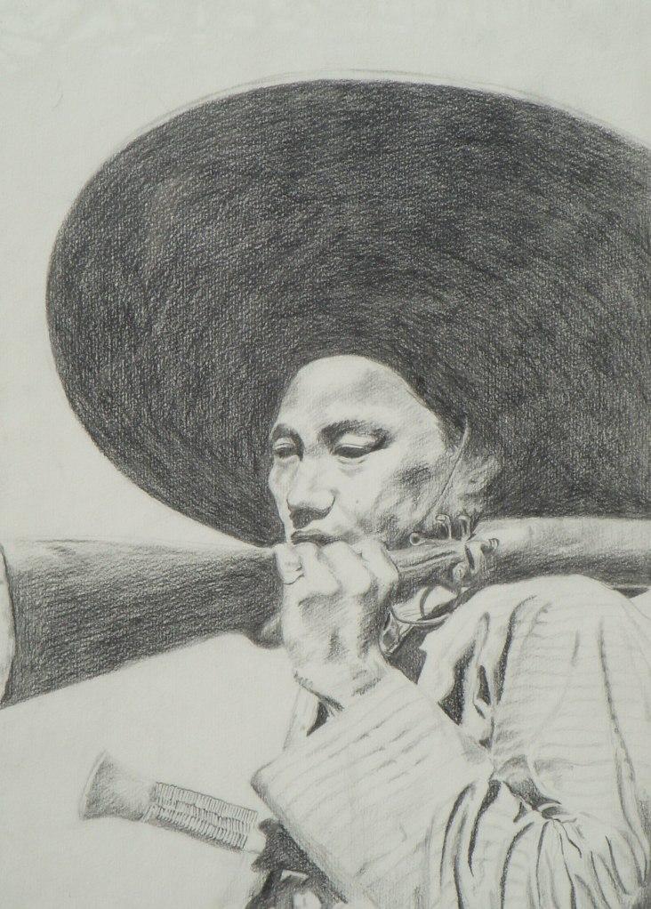 Burmese Guerrilla Warrior