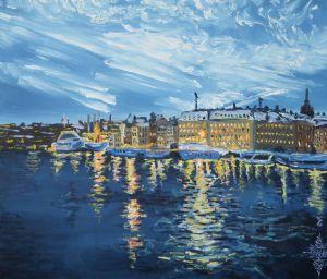 Gamlastan- Stockholm- Sweden